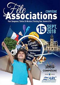 Fête des associations de Compiègne et Partage Oise